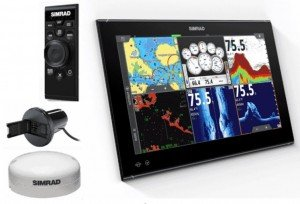 """Simrad NSO EVO3 24"""" System Pack"""