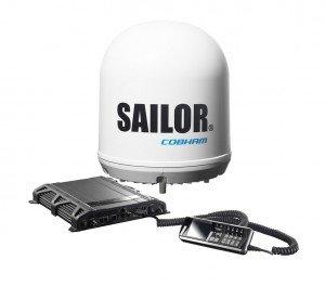 Sailor 250 FleetBroadBand