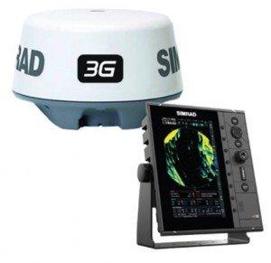 Simrad R2009 w/ 3G BB Radar