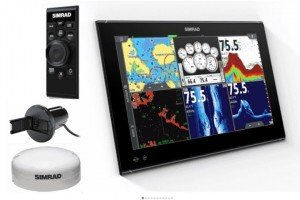 """Simrad NSO EVO3 16"""" System Pack"""