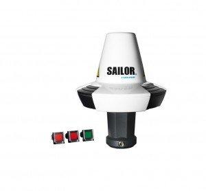 Sailor 6120 mini-C SSA System